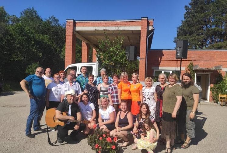 Smiltenes novada Kultūras centrs devās muzikālā izbraucienā