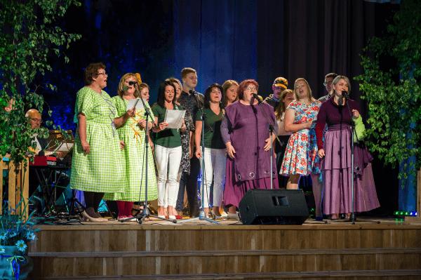 Izskanējis koncerts- Vieta, kur skan dziesma