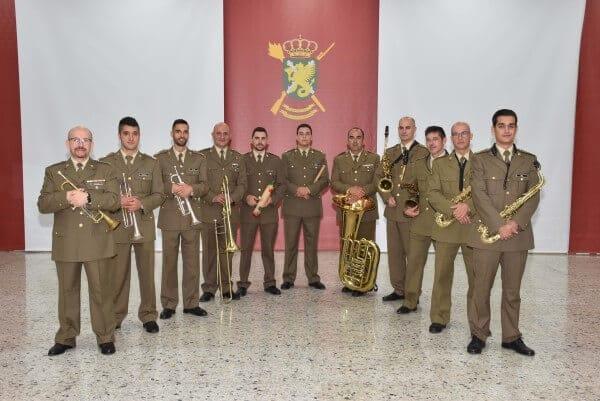 Spānijas Operacionālo kaujas nodrošinājuma spēku orķestra ansamblis