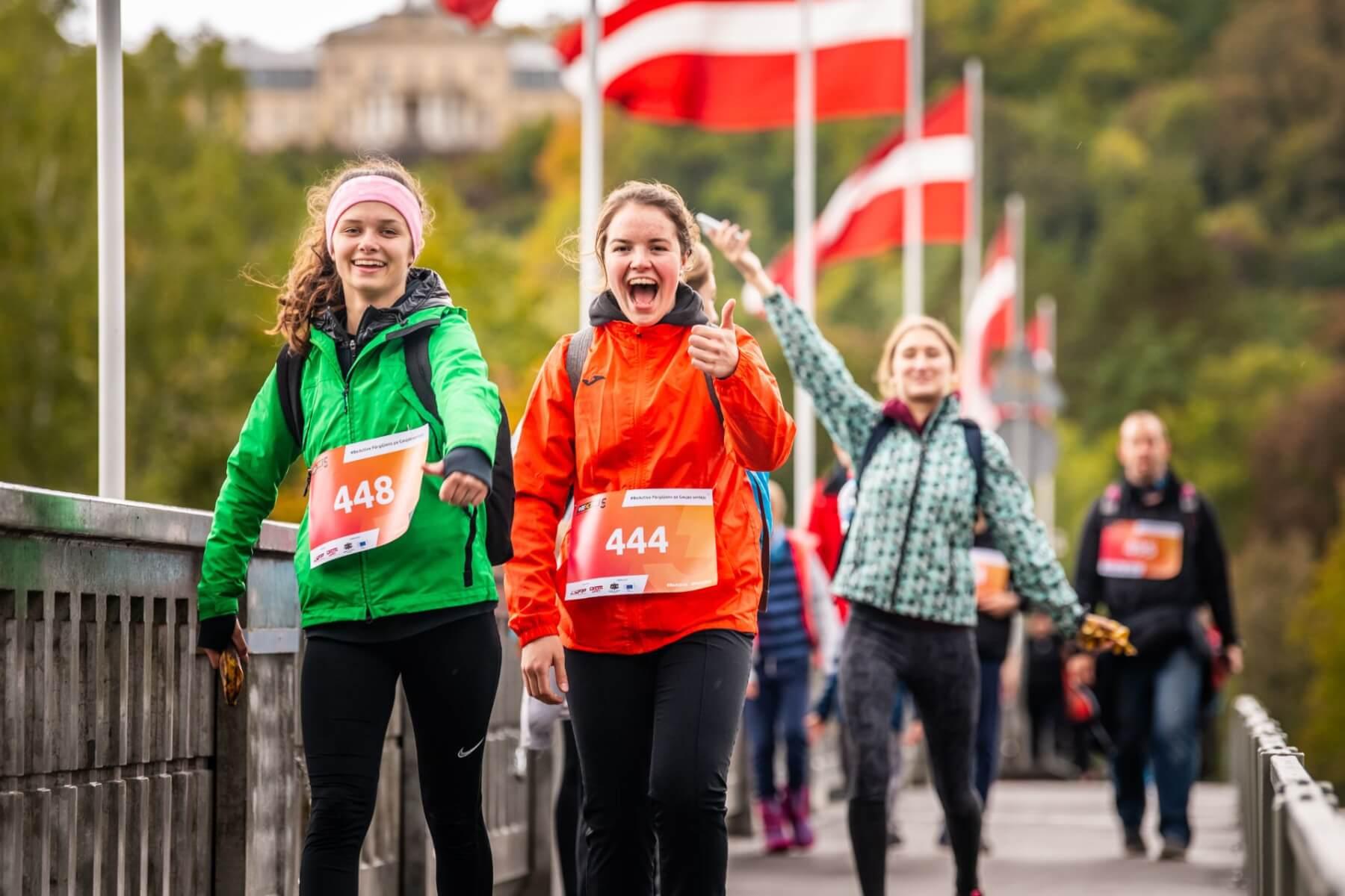 Latvijā sākas Eiropas Sporta nedēļa