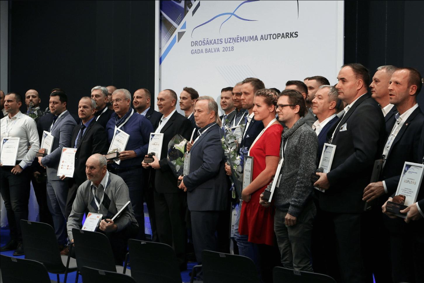 """Aicina pieteikties Smiltenes novada uzņēmumus gada balvai """"Drošākais uzņēmuma autoparks 2019"""""""
