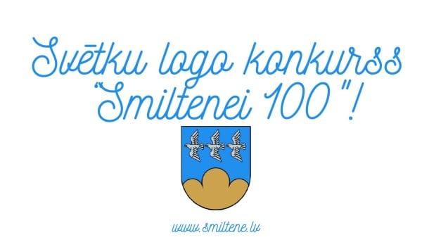 """Izsludināts """"Smiltenei 100"""" svētku logo konkurss"""