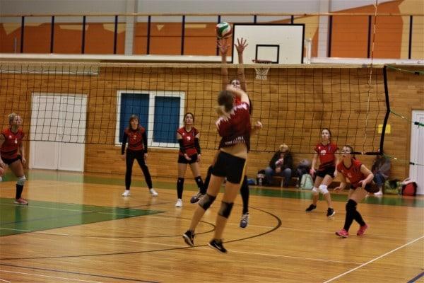 Smiltenes novada čempionāts volejbolā sievietēm, 2.kārtas rezultāti