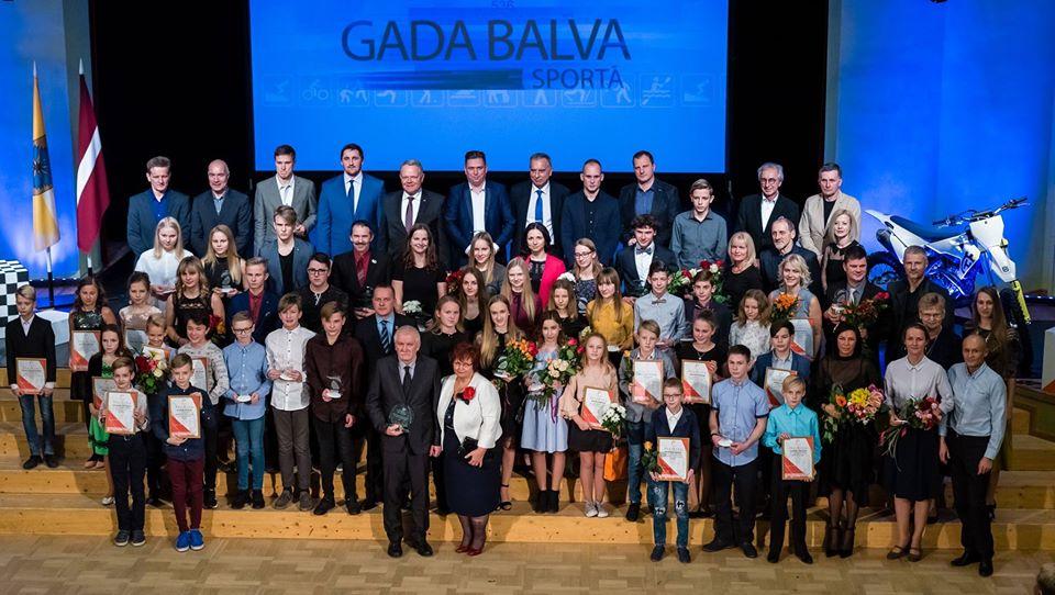 Balvu par mūža ieguldījumu Smiltenes novada sportā saņems Jānis Līkāns