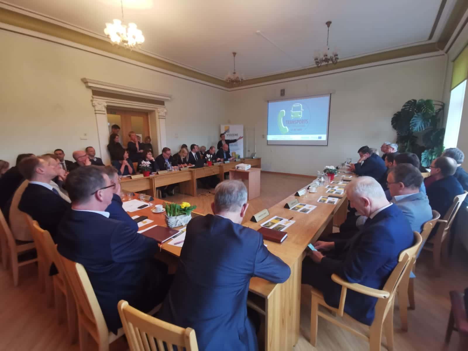 Par VPR attīstības padomes priekšsēdētāja vietnieku ievēlēts Kocēnu novada domes priekšsēdētājs Jānis Olmanis