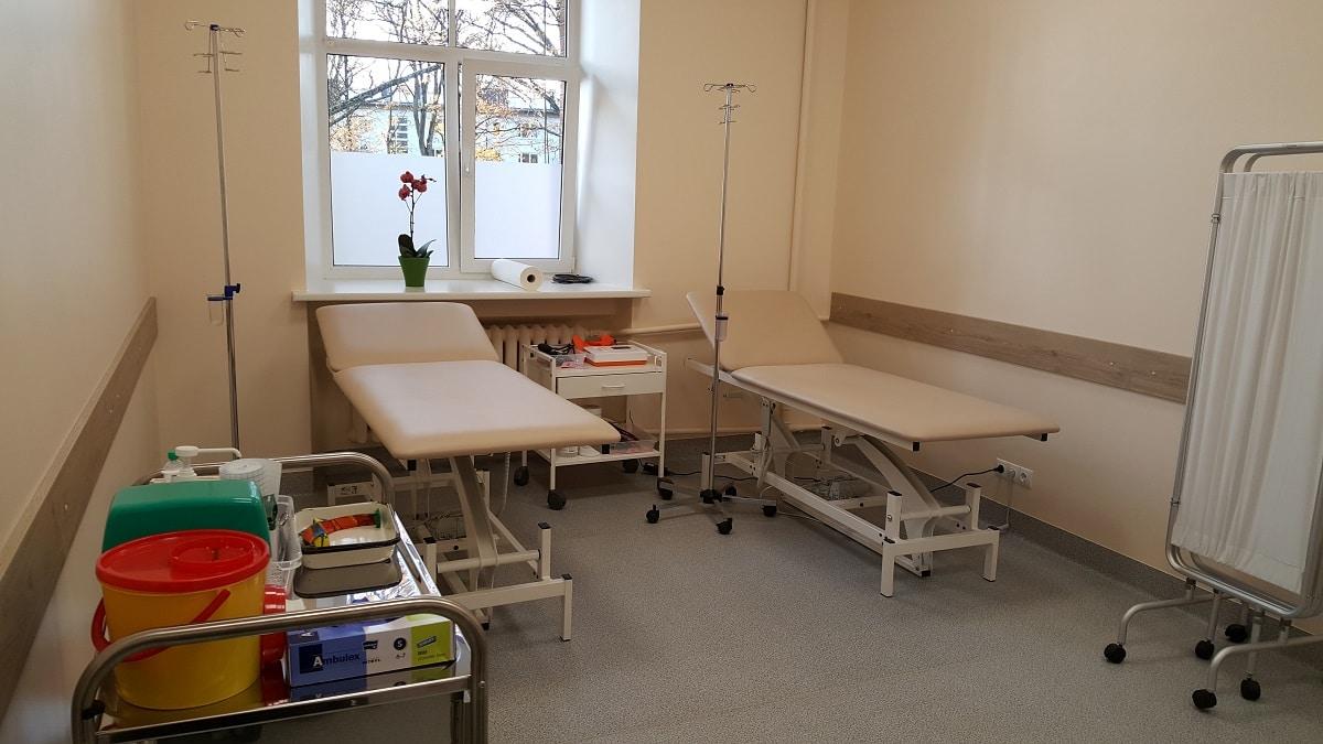 Sarkanā Krusta Smiltenes slimnīca ievieš preventīvos pasākumus