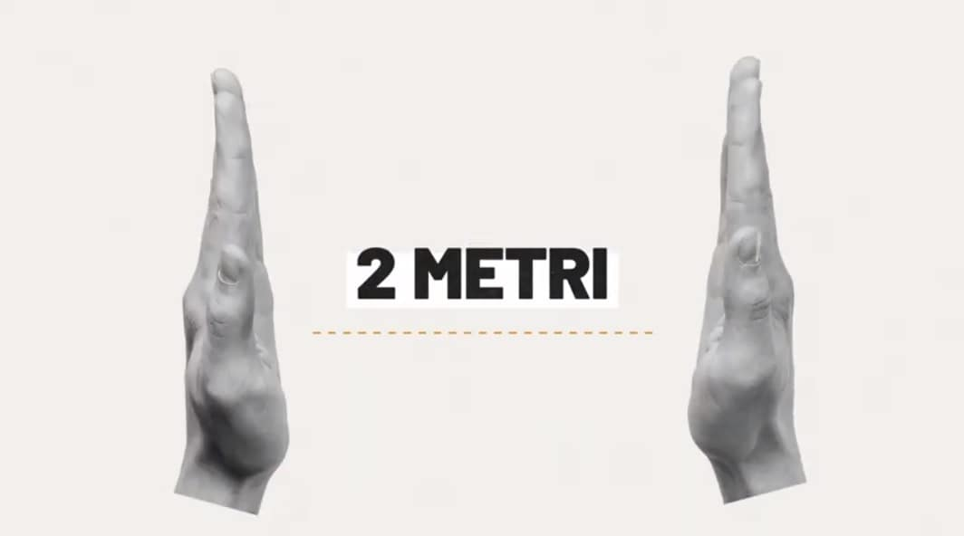 """""""Mājas. Ziepes. Divi metri."""" – SPKC uzsāk sabiedrības informēšanas kampaņu par svarīgākajiem COVID-19 profilakses principiem"""