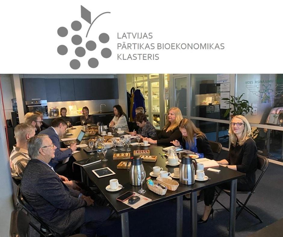 Latvijā dibināts pirmais pārtikas bioekonomikas klasteris