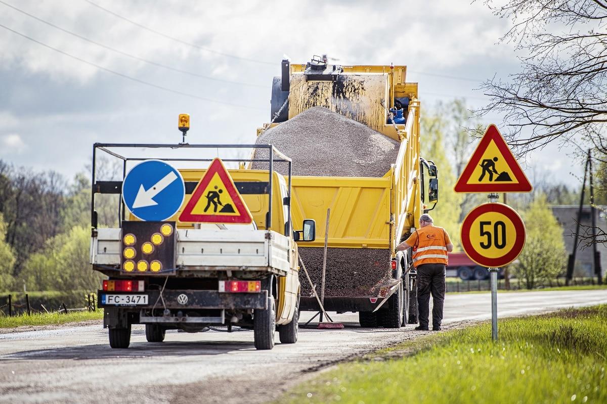 Saremontēto bedru apjoms asfaltētajiem valsts autoceļiem ar augstāko uzturēšanas klasi ir samazinājies par 33%