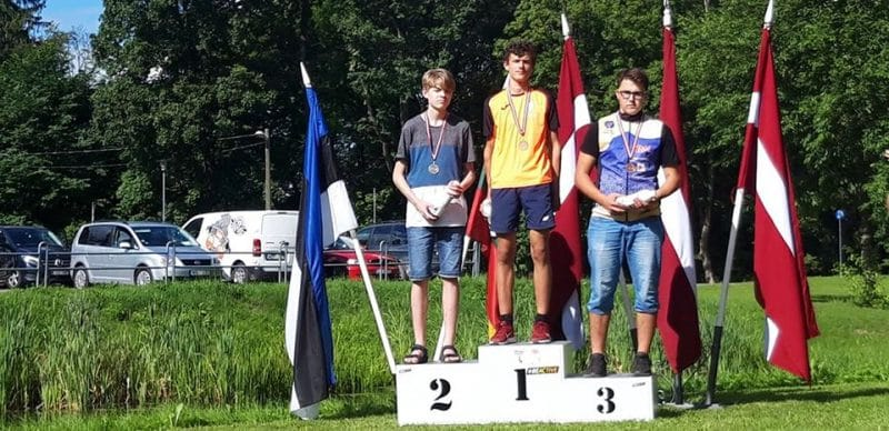 Latvijas veloorientēšanās čempionāts