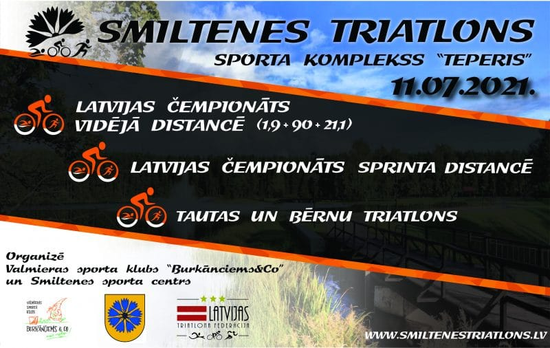 Smiltenes triatlons 2021