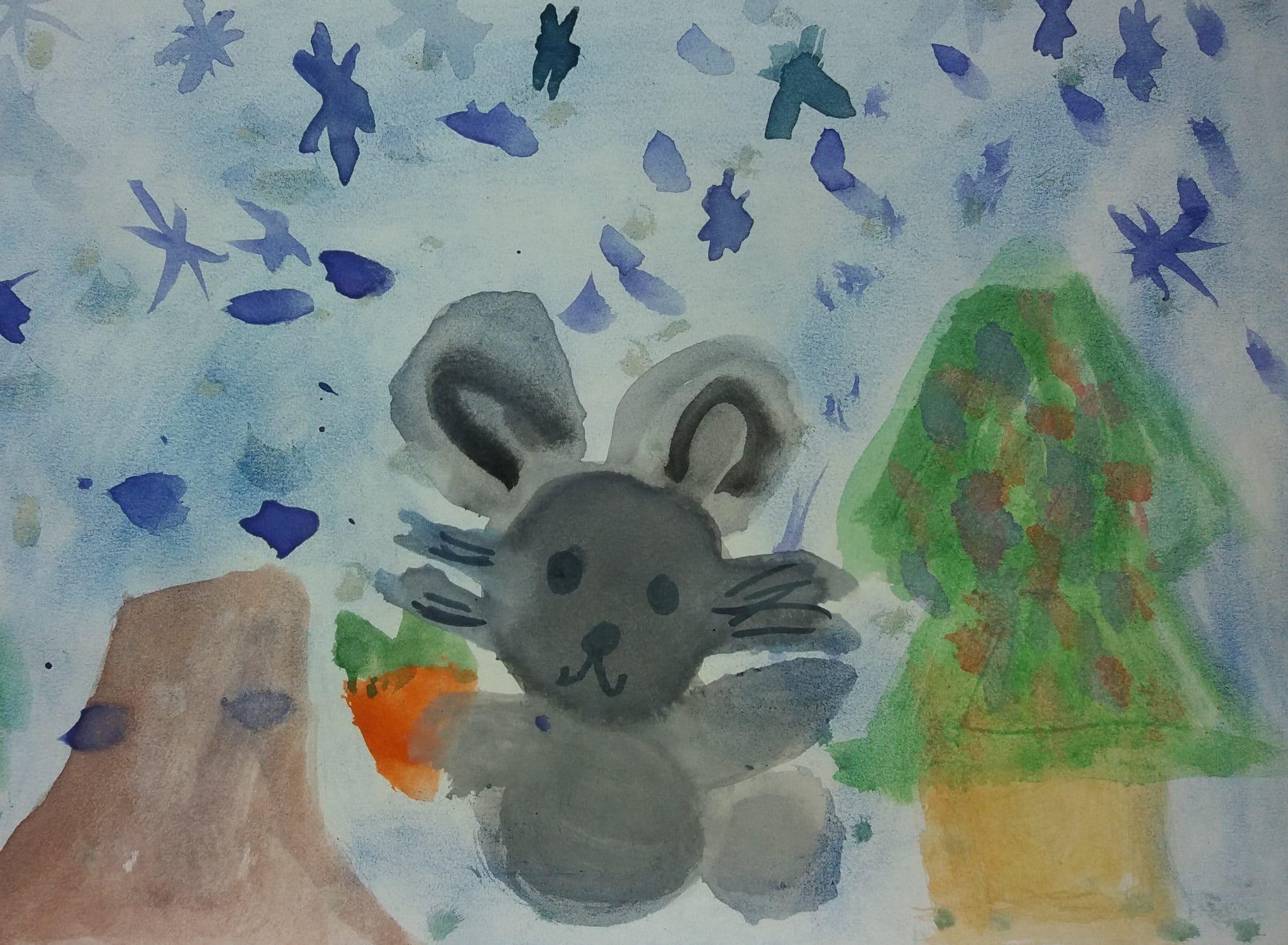 Noslēdzies bērnu radošo darbu konkurss bibliotēkā