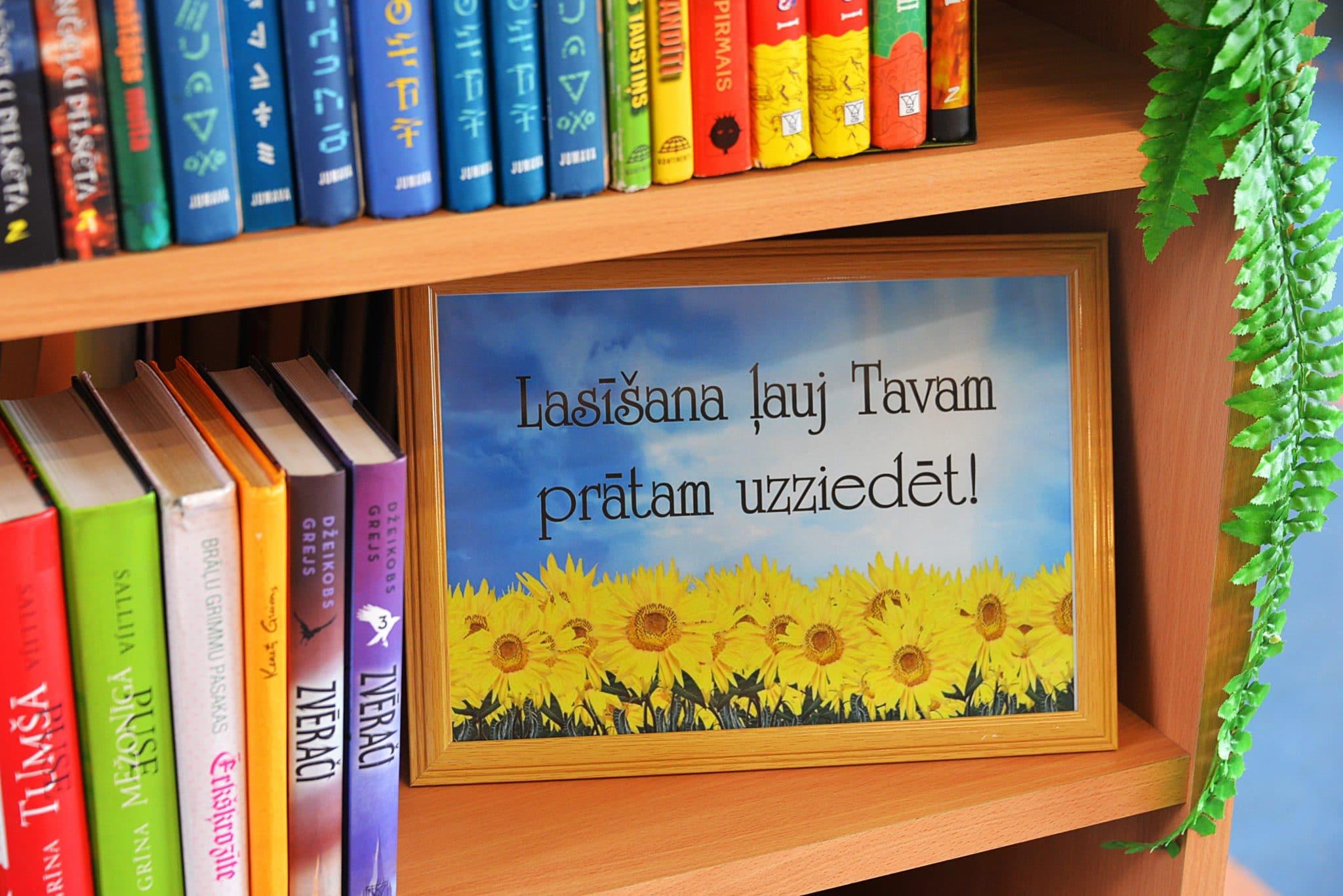 Februāra jaunās grāmatas Smiltenes novada bibliotēkā