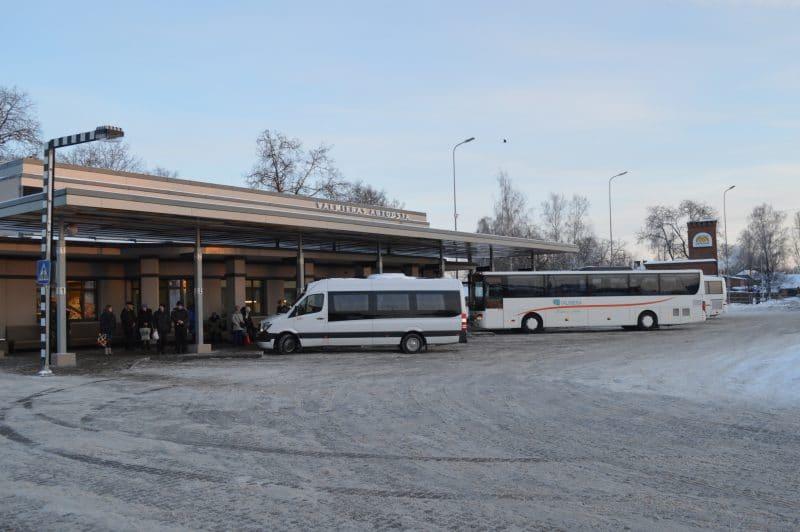 Izmaiņas autobusu kustībā skolēnu brīvlaikā spēkā līdz 7.februārim