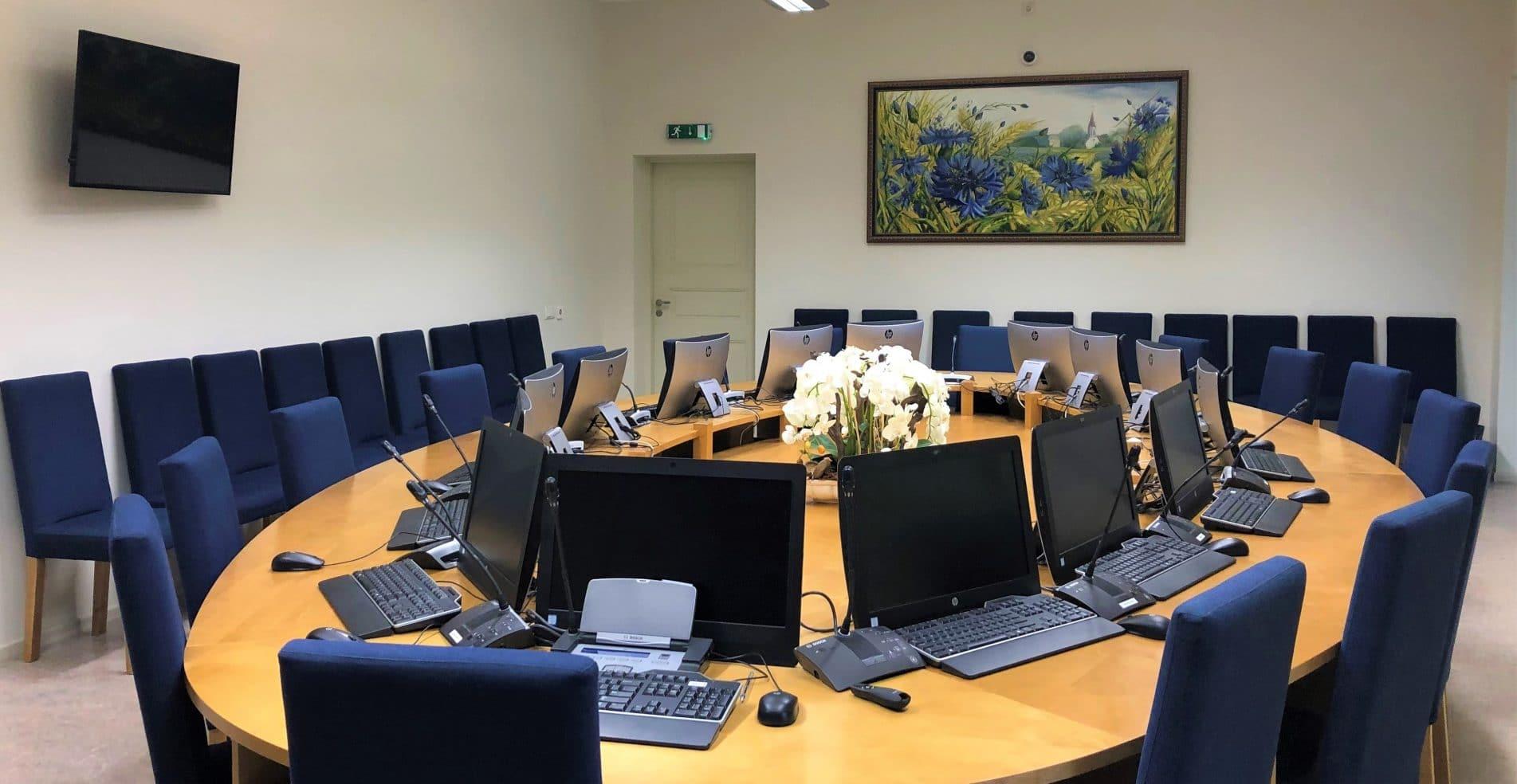 Informācija par Smiltenes novada domes un komiteju sēdēm februārī