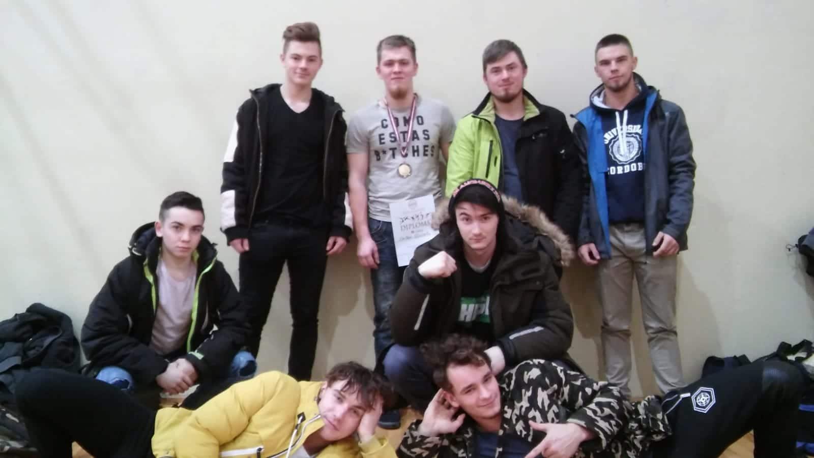 Tehnikuma jauniešiem – piektā vieta Latvijā!