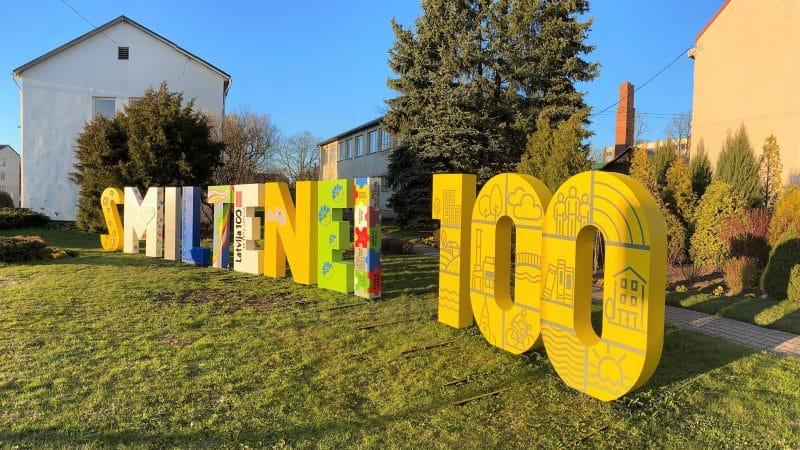 100th Anniversary of Smiltene