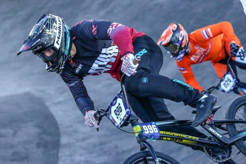 Latvijas vīri aktuālajā UCI Pasaules BMX nāciju rangā ieņem augsto piekto vietu