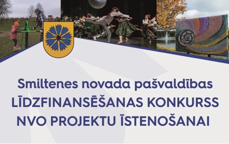 Pašvaldības atbalstu saņems nevalstiskās organizācijas astoņu projektu īstenošanai