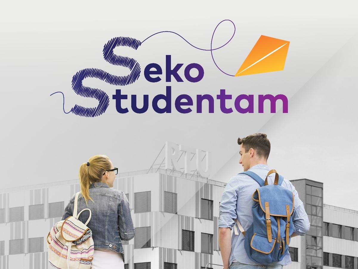 Vidusskolēni aicināti iepazīt RTU, sekojot studentiem viņu ikdienas gaitās