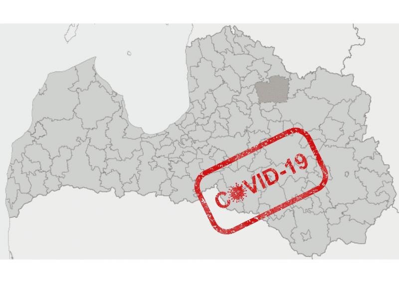 Smiltenes novadā Covid-19 inficēto skaits turpina pieaugt