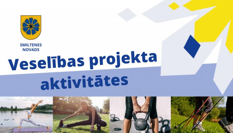 Veselības projekta aktivitātes pieejamas arī vairākos pagastos