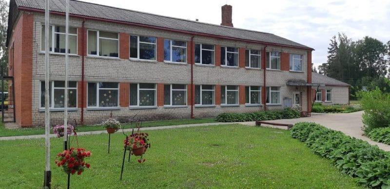 Apstiprināts projekts energoefektivitātes pasākumu īstenošanai Palsmanes pamatskolas internāta ēkai