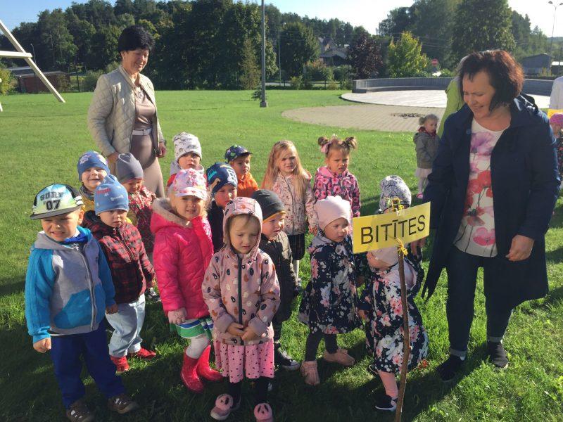 """Siltā vasara un 1.septembris Smiltenes pilsētas pirmsskolas izglītības iestādē """"Pīlādzītis"""""""