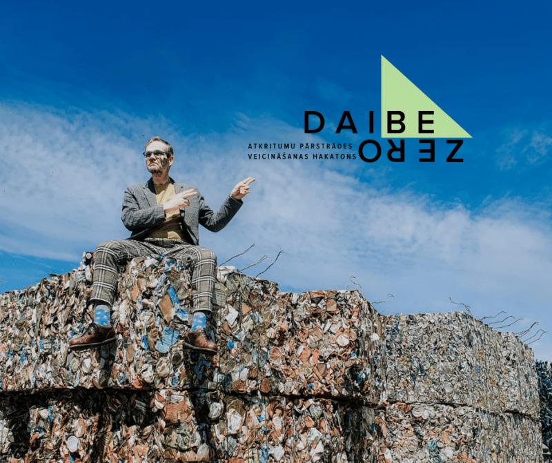 Vēl tikai 30 dienas ideju pieteikumiem Latvijas atkritumu pārstrādes veicināšanai