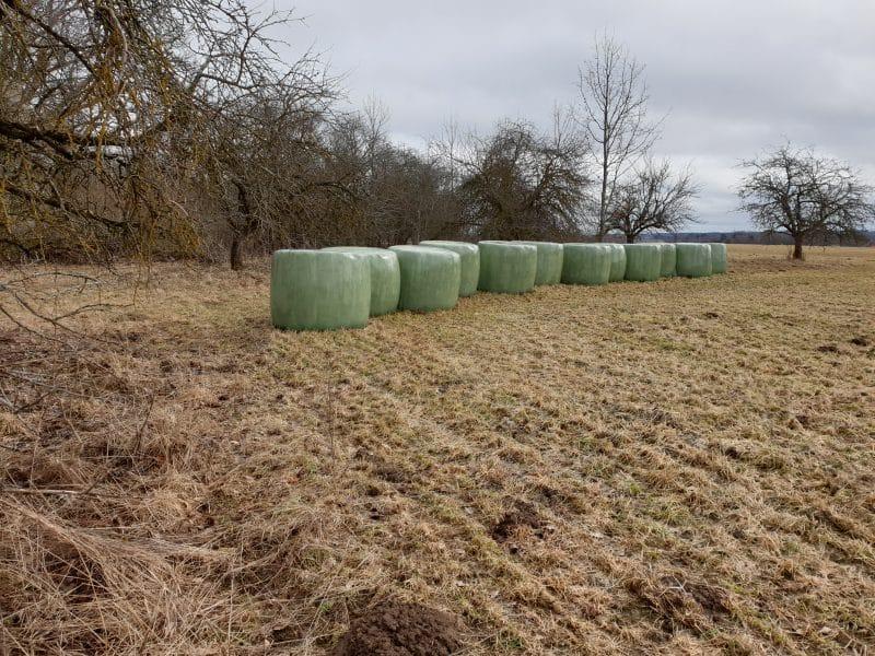 Lauksaimniecībā izmantotā iepakojuma nodošanas iespējas  ZAAO darbības reģionā