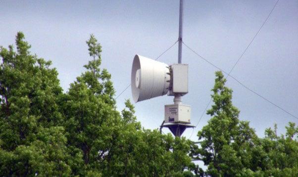 28.jūnijā tiks iedarbināta Valsts agrīnās brīdināšanas sistēmas trauksmes sirēna, Smiltenē, Rīgas ielā 16C