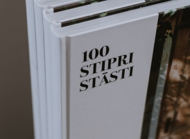 """100 STIPRI STĀSTI"""
