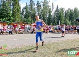 Azimuts OK Latvijas čempionātā garajā distancē