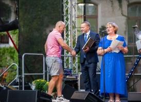 Konkursa Smiltenes novada sakoptākie īpašumi 2019 apbalvošana 10.08.2019.(A.Melderis)